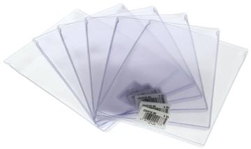 Rexel U-mapje, ft 10,5 x 14,8 cm (A6), 170 micron