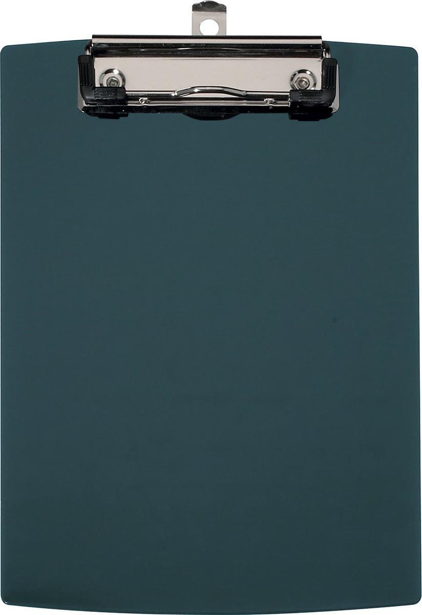 Maul klemplaat, kunststof, voor ft A5, zwart