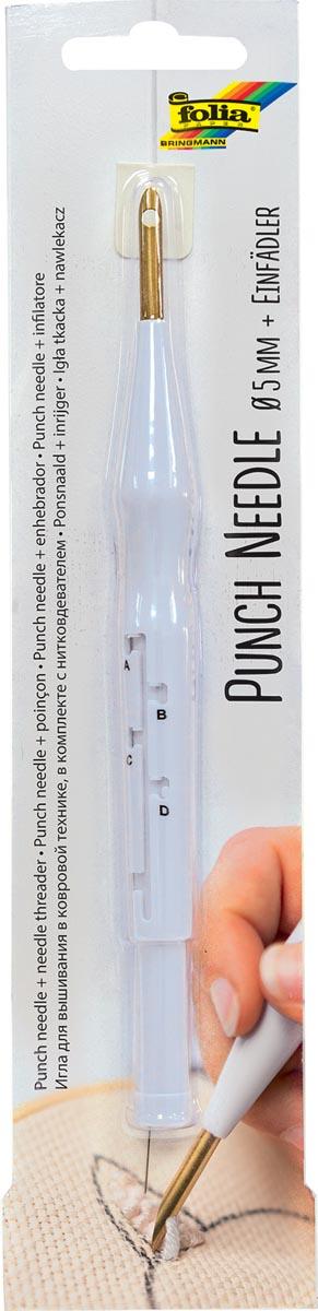 Folia Punch Needle