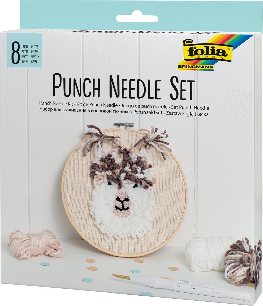Folia Punch Needle set
