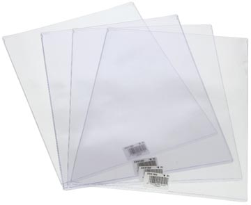 Rexel U-mapje, ft 21 x 29,7 cm (A4), 190 micron