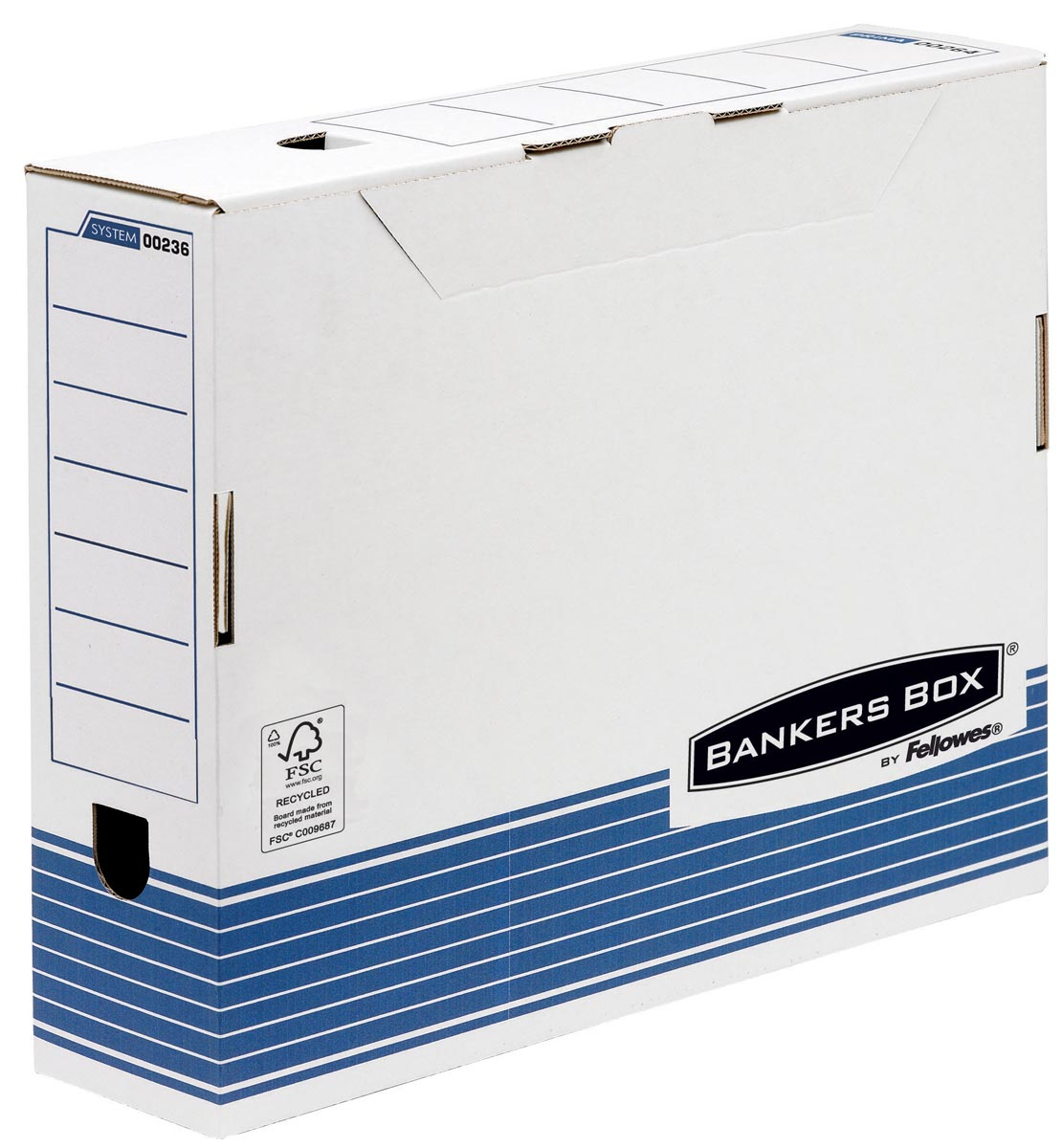 Archiefdoos Bankers Box voor ft A3 (43 x 31,5 cm), 1 stuk