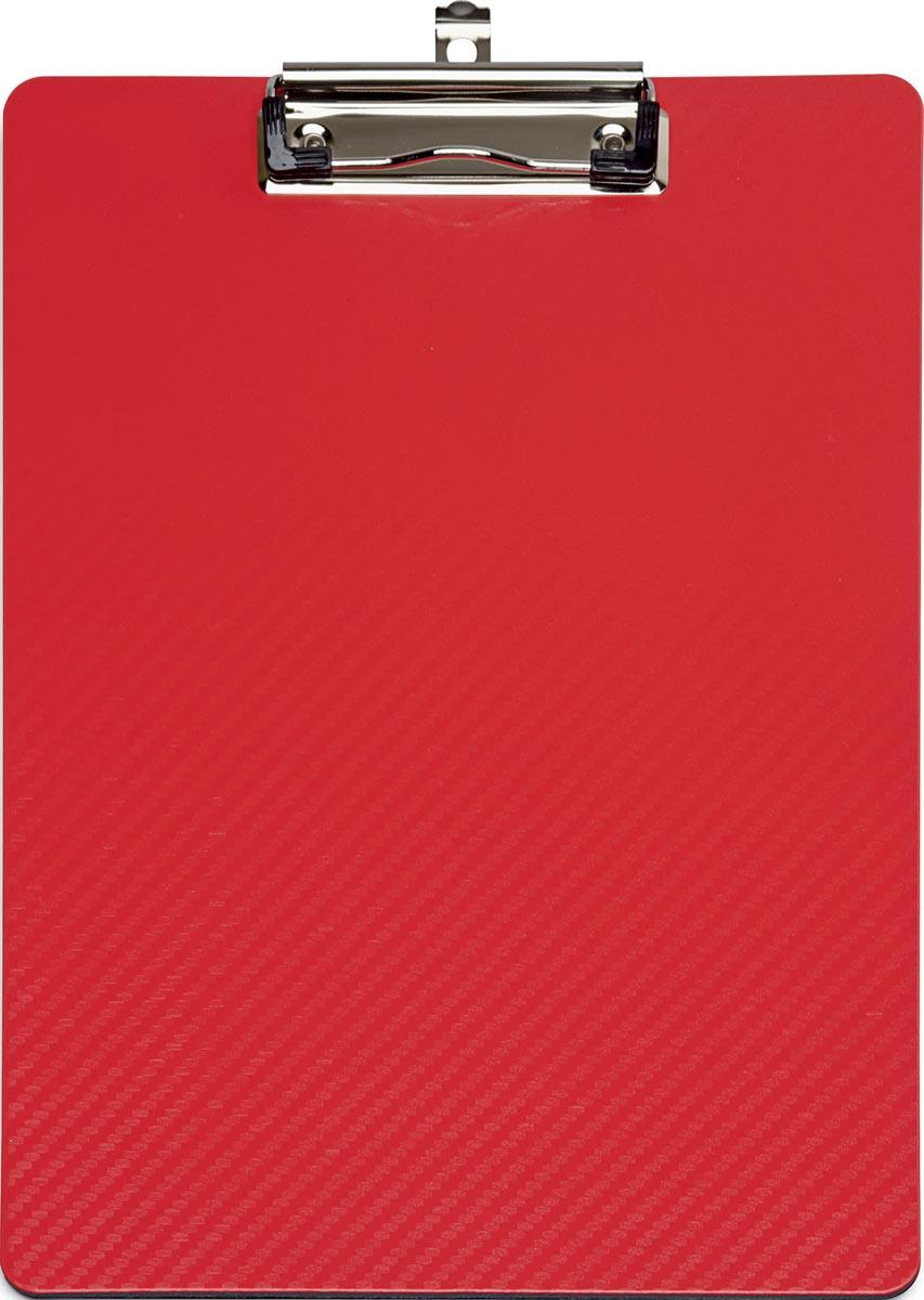 Maul klemplaat MAULflexx, voor ft A4, rood