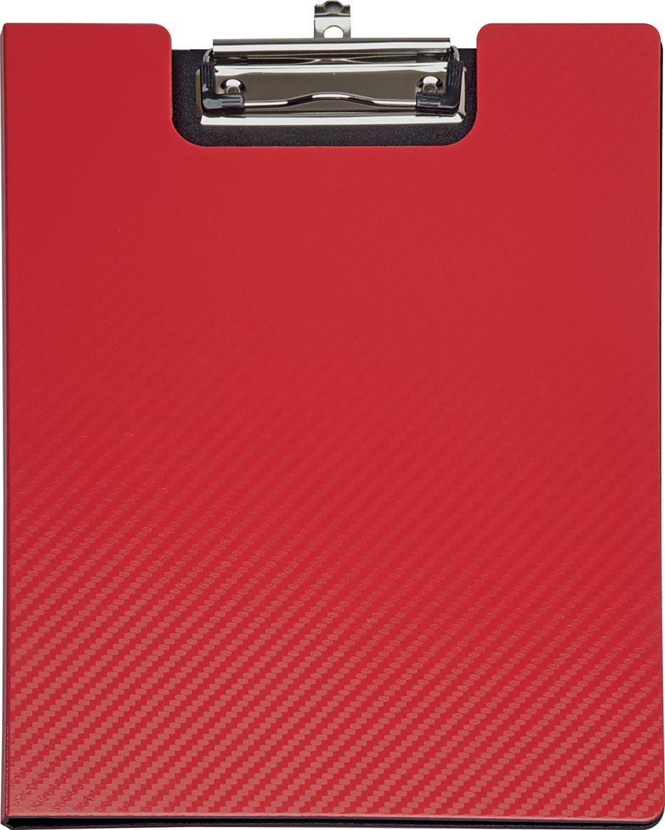 Maul klemmap MAULflexx, voor ft A4, rood