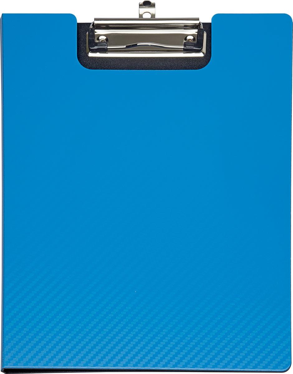 Maul klemmap MAULflexx, voor ft A4, blauw