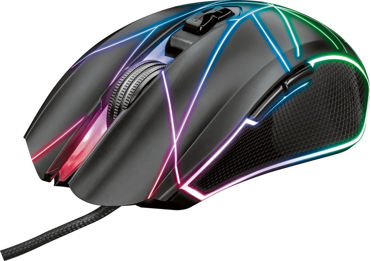Trust GXT 160X Ture RGB Gaming muis