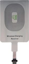 Adapter voor draadloos opladen smartphones aan bureaulamp Qi, geschikt voor Apple OS