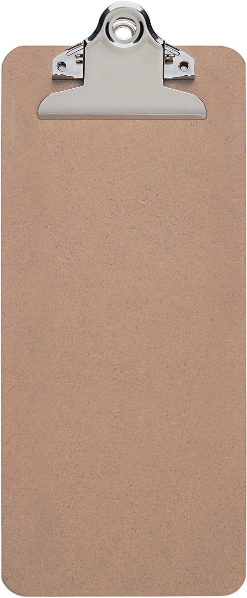 Maul klemplaat MAULbill ft 25 x 10 cm (lxb), hardboard