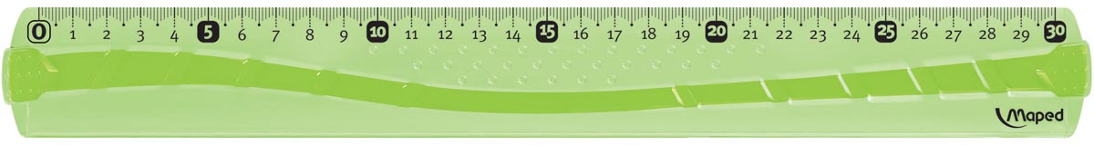 Maped lat Flex onbreekbaar 30 cm
