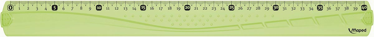 Maped lat Flex onbreekbaar 40 cm