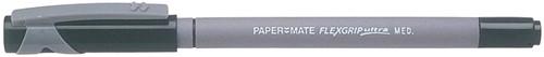 Paper Mate balpen Flexgrip Ultra Stick fijn, zwart
