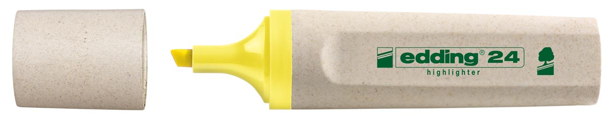 Edding Markeerstift Ecoline e-24 geel