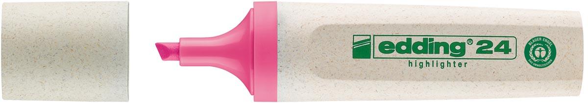 Edding Markeerstift Ecoline e-24 roze