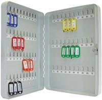 Wedo sleutelkast voor 70 sleutels, ft 28 x 6 x 37 cm , grijs-2