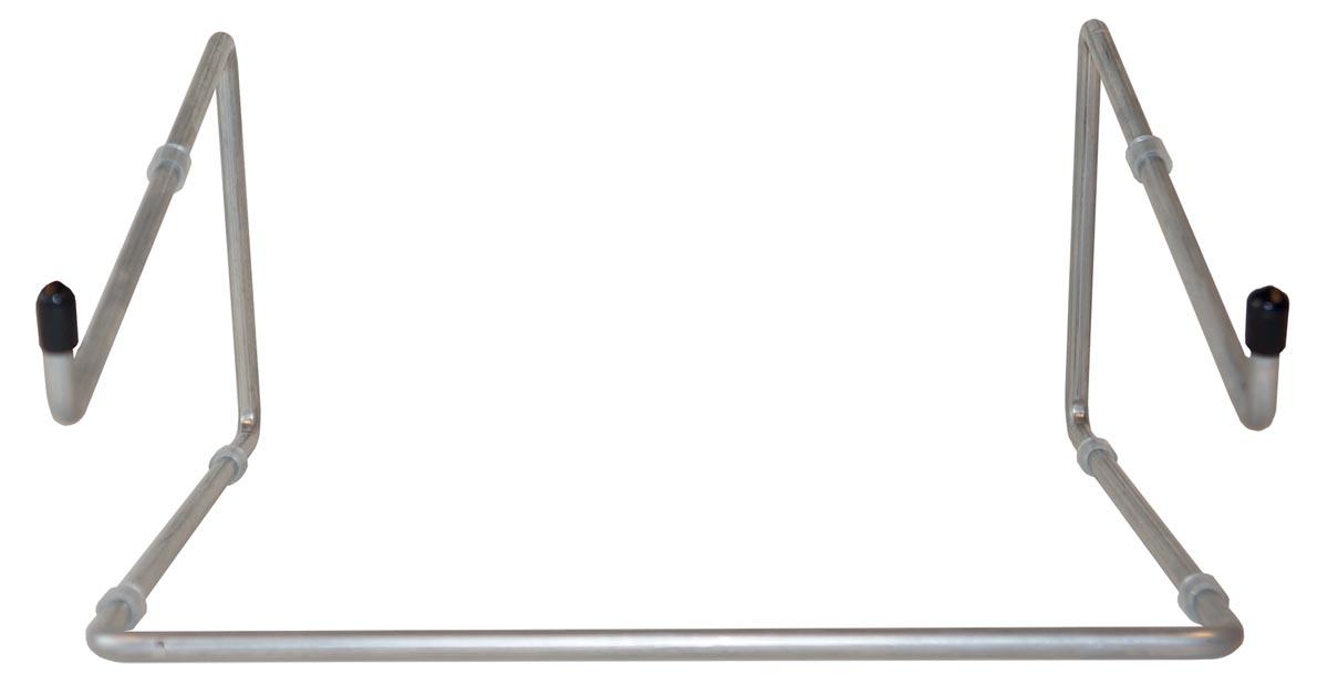 R-Go Office laptopstandaard, zilver