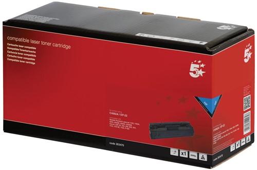 5 Star toner zwart, 2500 pagina's voor HP 92A - OEM: C409 2A-2