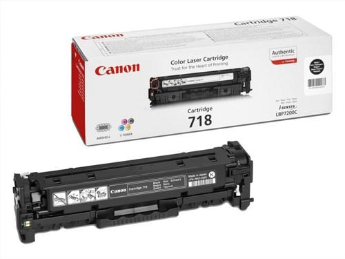 Canon Tonercartridge zwart 723H - 10000 pagina's - 2645B002
