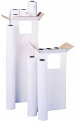Plotterpapier ft 914 mm x 45 m, 90 g, doos van 6 rollen