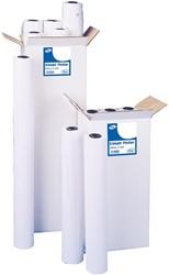 Clairefontaine plotterpapier ft 610 mm x 45 m, 90 g, doos van 6 rollen