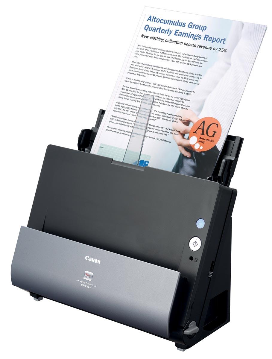Canon scanner imageFORMULA DR-C225W