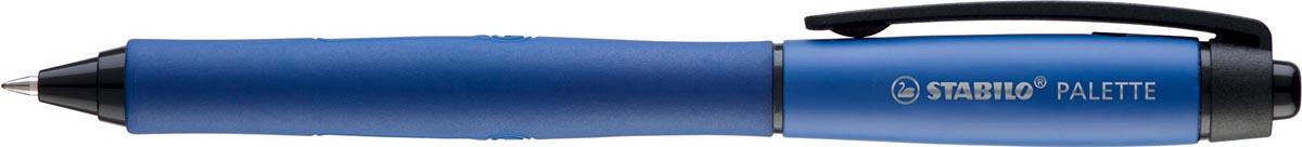STABILO PALETTE gel roller, 0,4 mm, blauw