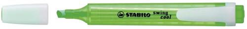 STABILO swing cool markeerstift, groen