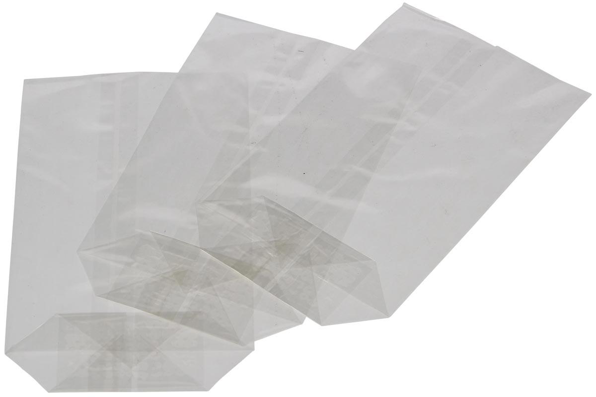 Folia cellofaanzakjes, ft 95 x 160 mm, pak van 10 stuks