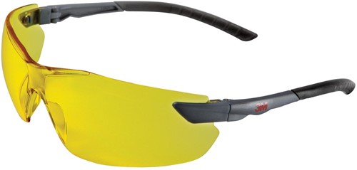 3M veiligheidsbril amber