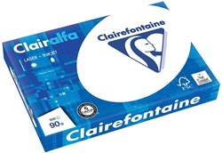 Clairefontaine Clairalfa presentatiepapier A3, 90 g, pak van 500 vel