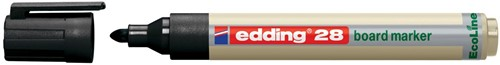 Edding Whiteboardmarker Ecoline e-28 zwart