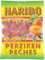 Haribo snoep perziken, zak van 200 g