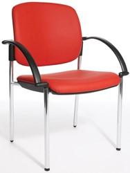 Topstar bezoekersstoel Open Chair 20, rood