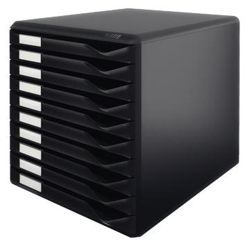 Ladenbox atlanta resolution 4ldn zwart atlanta in de for Leitz ladeblok