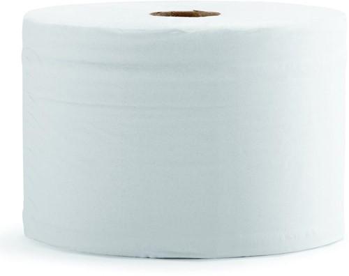 Tork toiletpapier SmartOne, 2-laags, 1150 vellen, systeem T8, pak van 6 rollen