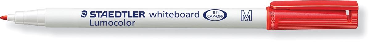 Staedtler whiteboard pen Lumocolor, rood
