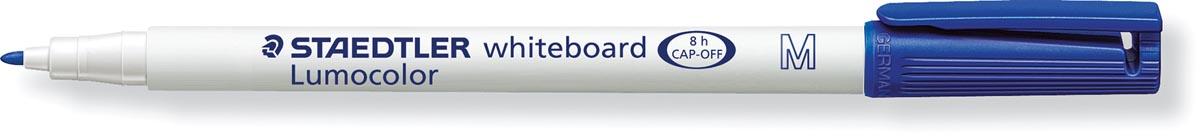 Staedtler whiteboard pen Lumocolor, blauw