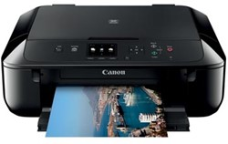 Canon all-in-one printer MG5750, zwart