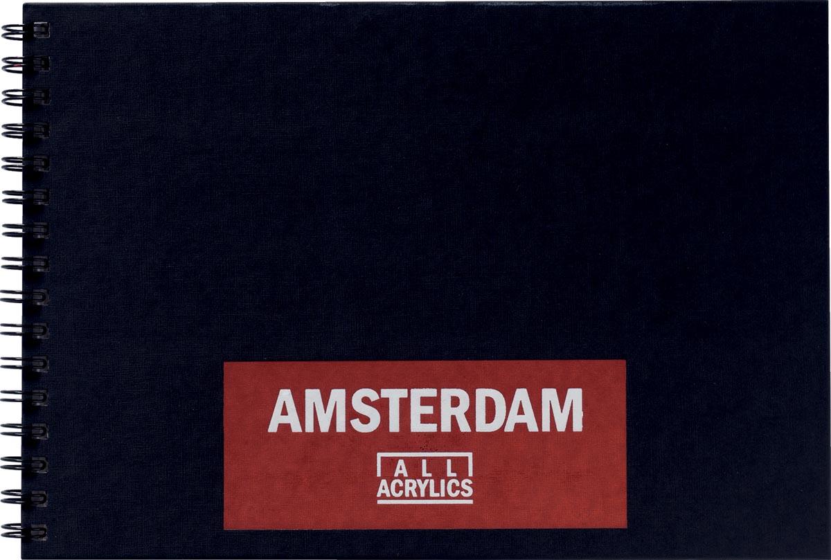 Amsterdam schetsboek, 30 blad, A4