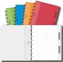 Adoc schrift Colorlines ft A5, commercieel geruit