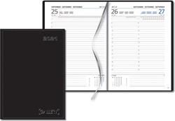 Gallery agenda Businesstimer, zwart, 2020