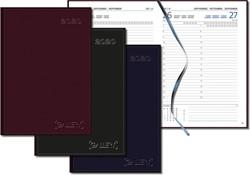 Gallery agenda Businesstimer, geassorteerde kleuren, 2020