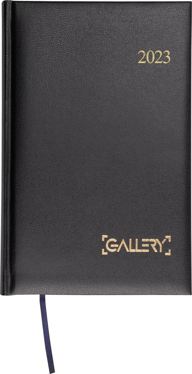 Gallery agenda, Businesstimer, 2022, zwart