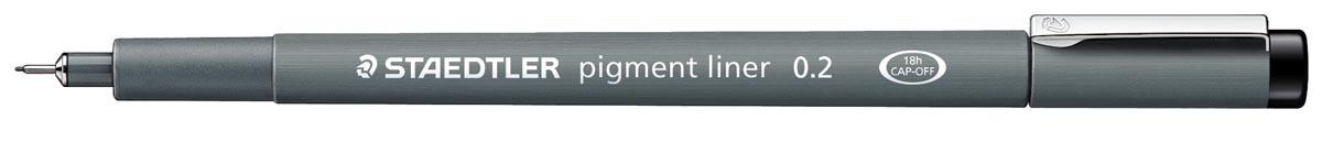 Staedtler fineliner Pigment Liner 0,2 mm