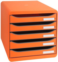Exacompta ladenblok Big-Box Plus Classic, oranje