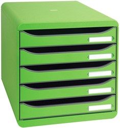 Exacompta ladenblok Big-Box Plus Classic, appelgroen