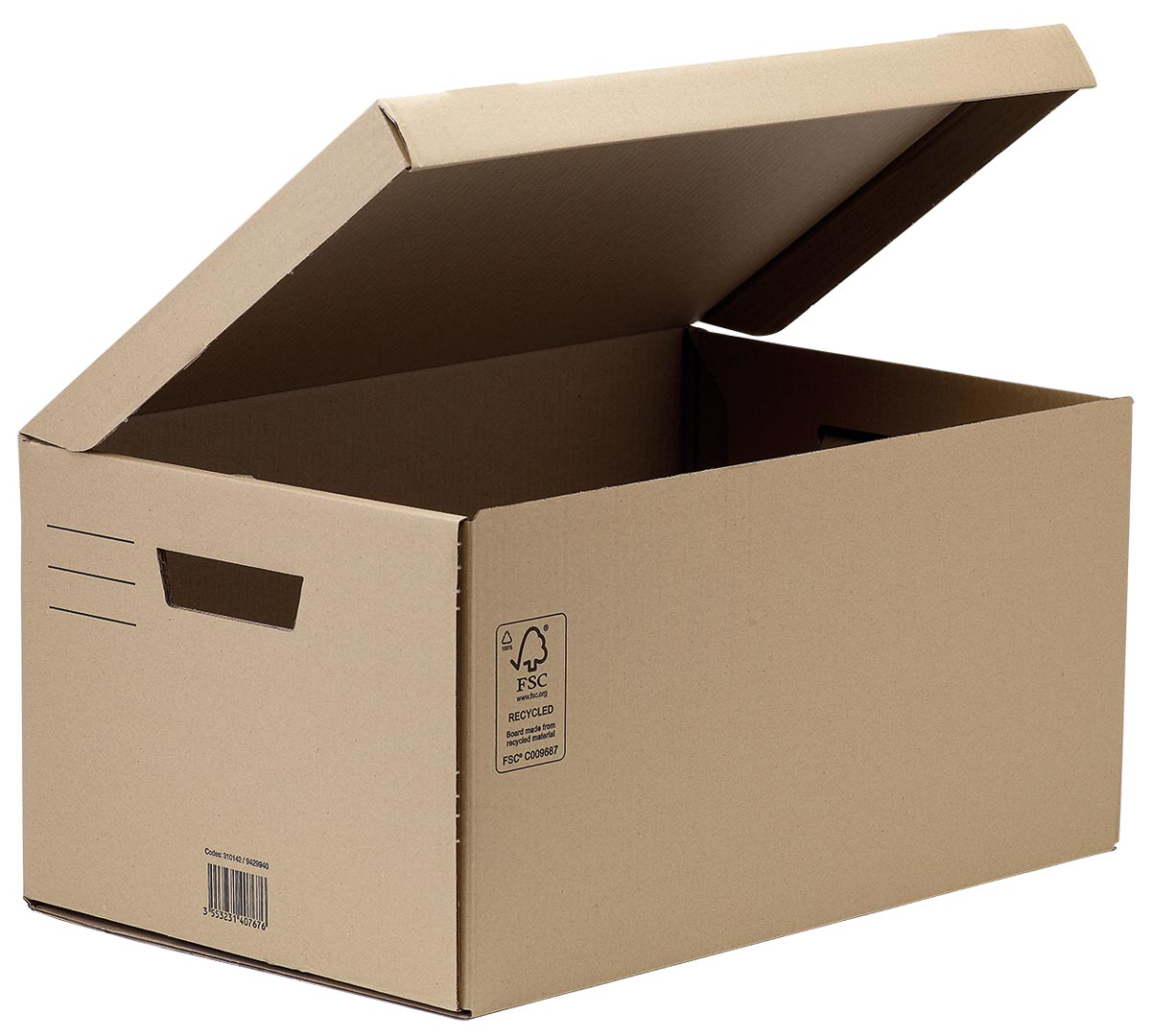 Flip Top containerdoos