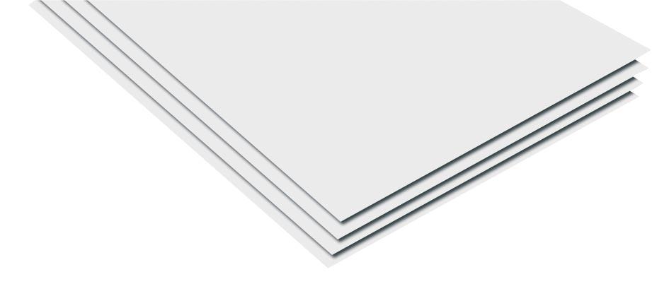 Tekenpapier 120 g/m², ft 21 x 29,7 cm (A4)