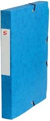 5 Star elastobox, rug van 4 cm, donkerblauw