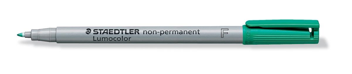Staedtler OHP-marker Lumocolor non-permanent, groen