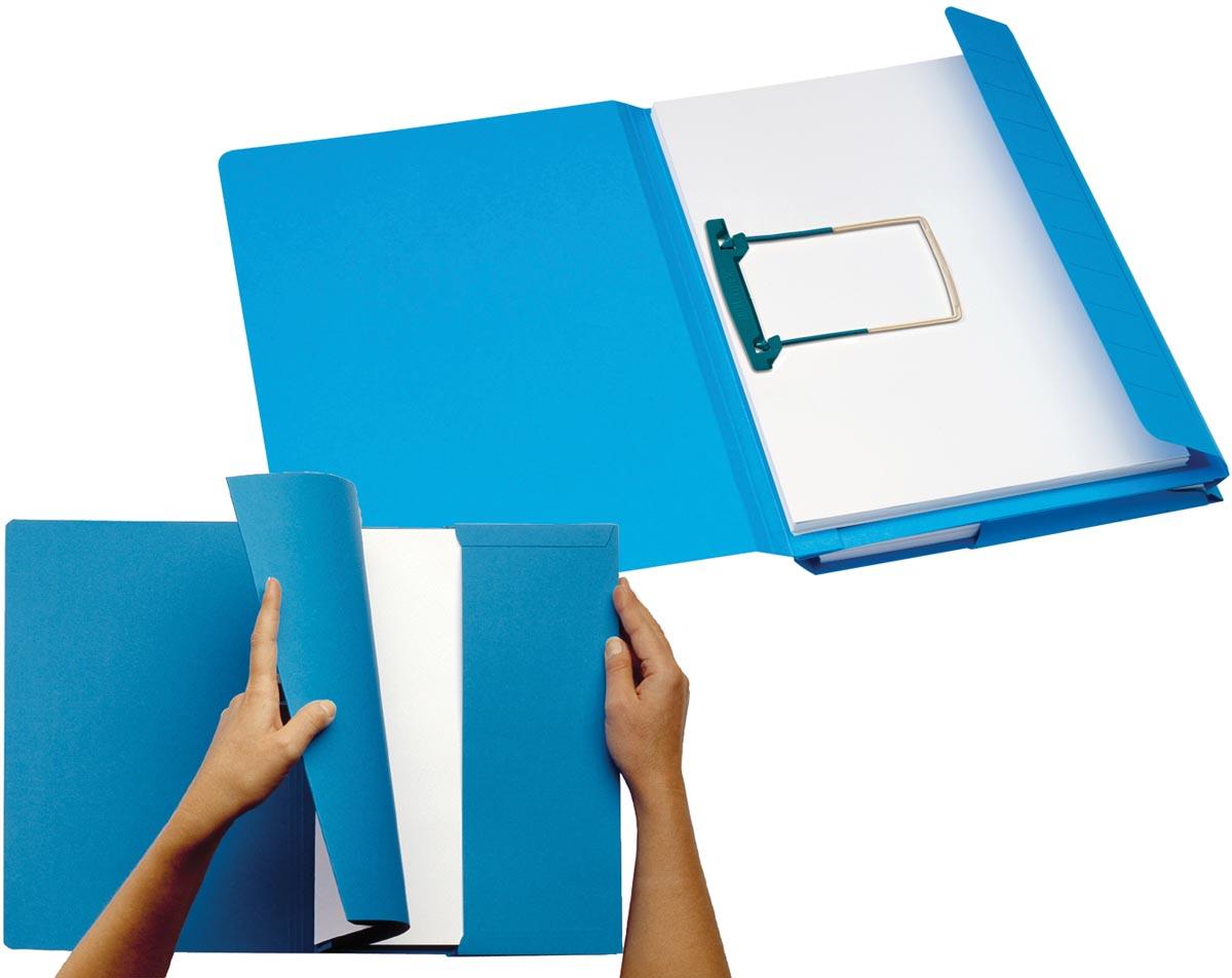 Jalema Secolor Combimap, pak van 10 stuks, blauw